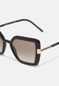 Prada - Sunglasses - dark brown - 4