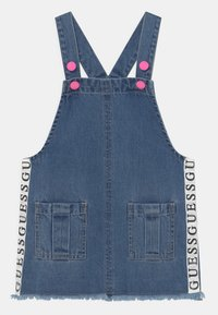 Guess - TODDLER  - Denim dress - blue denim - 0