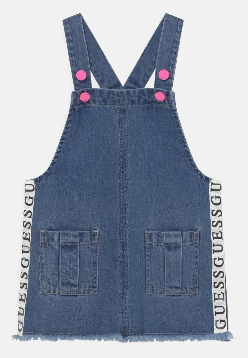 Guess - TODDLER  - Denim dress - blue denim