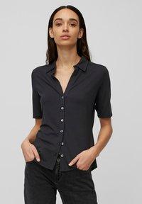 Marc O'Polo - Button-down blouse - dark atlantic - 6