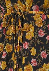 Pieces Petite - PCTHILDE DRESS - Shirt dress - black - 7
