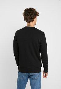 Ellesse - FIERRO - Sweatshirts - black - 2