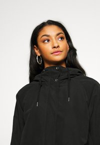 JDY - JDYORVILLE SHINE LONG - Parka - black - 4