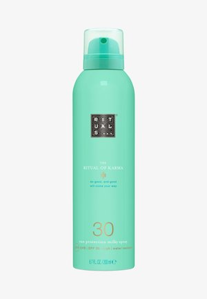 THE RITUAL OF KARMA SUN PROTECTION MILKY SPRAY SPF 30 - Sun protection - -