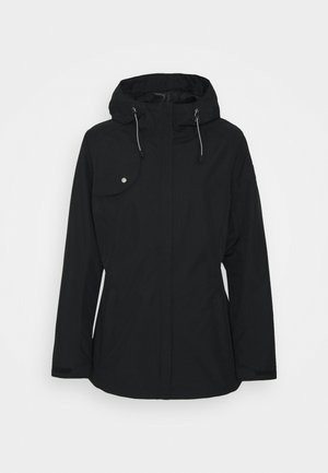 ANIAK - Outdoorjakke - black