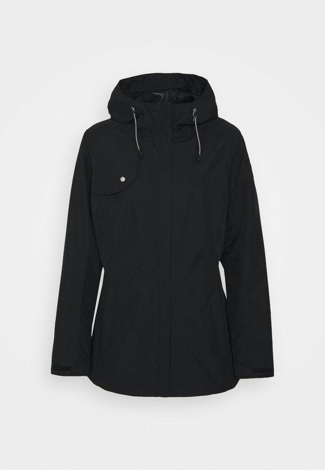 ANIAK - Outdoor jacket - black
