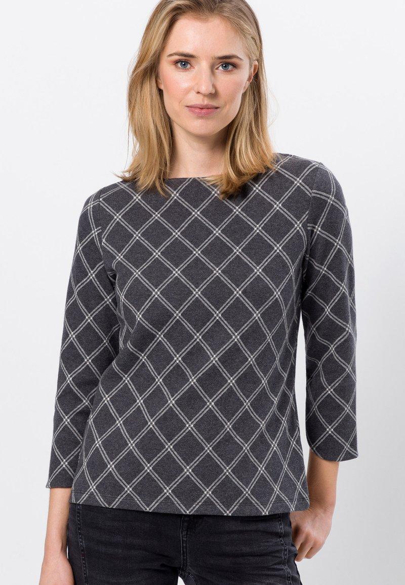 zero - Sweatshirt - anthracite-m