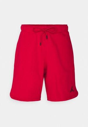 Shortsit - gym red