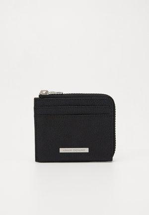 CREDIT CARD HOLDER - Monedero - black