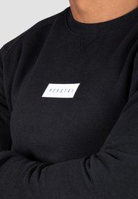 MOROTAI - Sweatshirt - schwarz - 4