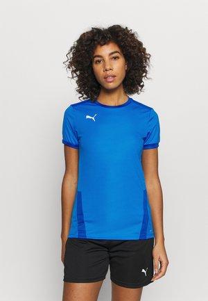 TEAM GOAL  - Treningsskjorter - electric blue lemonade/power blue