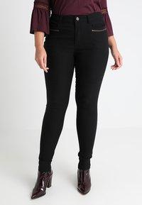 Zizzi - PANT - Trousers - black - 0