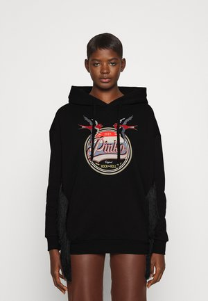 MARKETING HOODIE - Sweatshirt - black