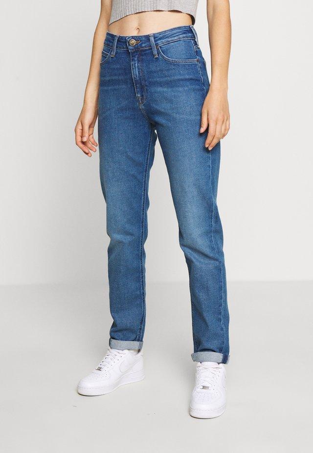 MOM  - Jeans straight leg - mid hackett