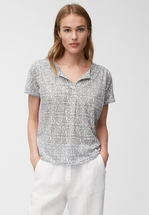 GATHERINGS - Print T-shirt - white
