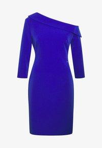 Pedro del Hierro - BODYCON DRESS - Cocktail dress / Party dress - dark blue - 5