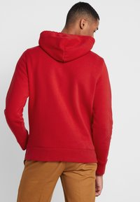 Hollister Co. - CORE ICON - Hoodie - red - 2
