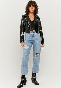 TALLY WEiJL - Straight leg jeans - bleached denim - 1