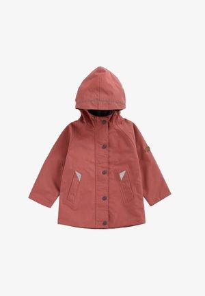 COASTAL WOODLAND - Waterproof jacket - pink
