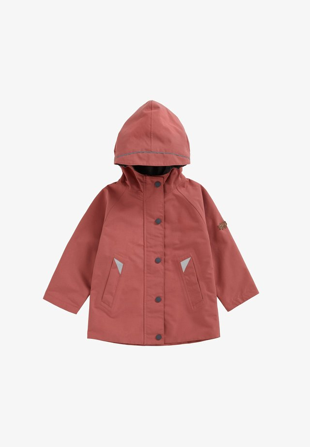 COASTAL WOODLAND - Waterproof jacket - pink