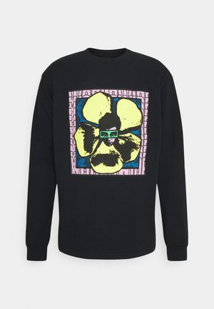 WE MAKE THE FLOWERS GROW - Sweatshirt - off black