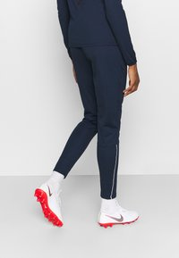 Nike Performance - ACADEMY 21 TRACKSUIT - Tuta - obsidian/white - 4