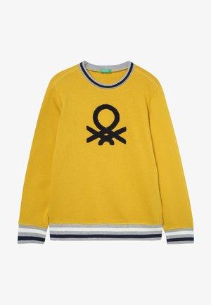 SWEATER - Sweater - yellow