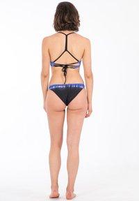 Hurley - DIPPED ADJ - Bikini top - peri multi - 2