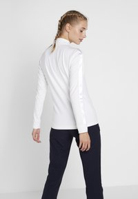 Daily Sports - ANNA - Long sleeved top - white - 2
