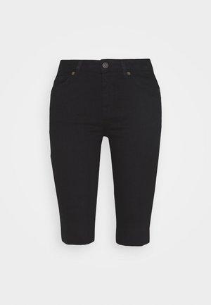 SLFIDA - Short en jean - black