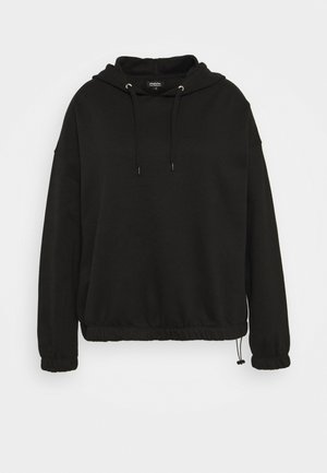 PULL ON HOODIE - Sweatshirts - black