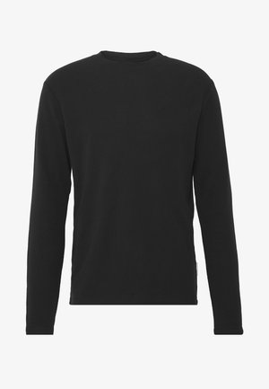 CLIVE - Long sleeved top - black
