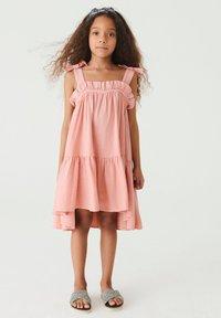 Next - Vestido informal - pink - 0