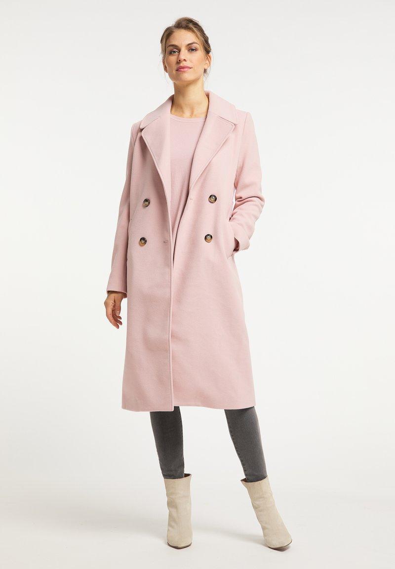 usha - Trenchcoat - rosa