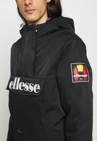 Ellesse - MYSAL - Giacca invernale - black - 6