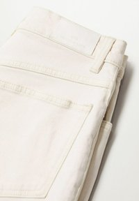 Mango - Jeans Tapered Fit - off white - 4