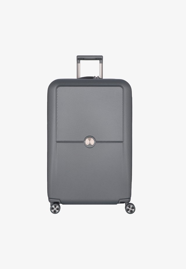 Wheeled suitcase - anthracite