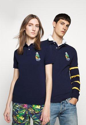 BASIC - Poloshirts - newport navy