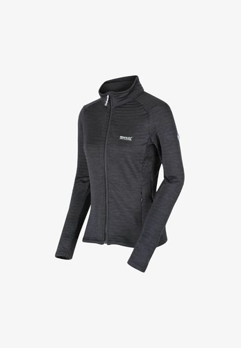 Soft shell jacket - seal grey