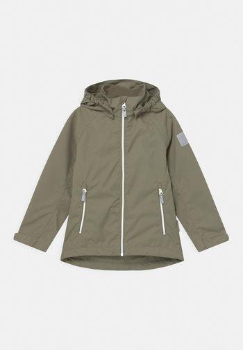 SOUTU UNISEX - Outdoor jacket - greyish green