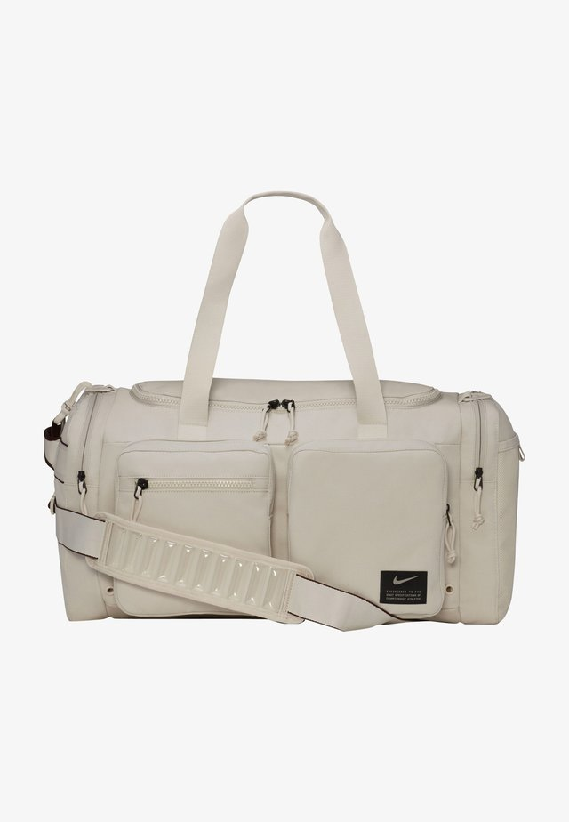 UTILITY POWER DUFF - Sports bag - light orewood brown