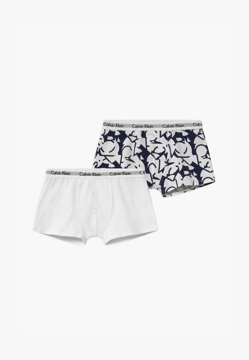 Calvin Klein Underwear - 2 PACK - Pants - white