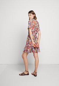 Rebecca Minkoff - SORCHA DRESS - Denní šaty - black/multi - 2