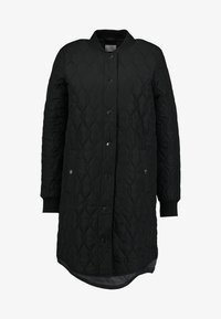 Kaffe - SHALLY QUILTED - Winter coat - black deep - 2
