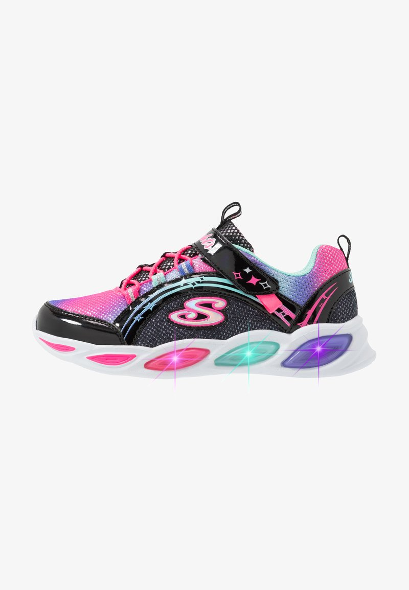 Skechers - SHIMMER BEAMS - Trainers - black/multicolor