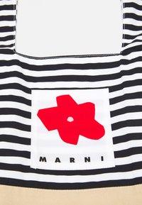 Marni - BORSA - Torebka - blue navy - 3