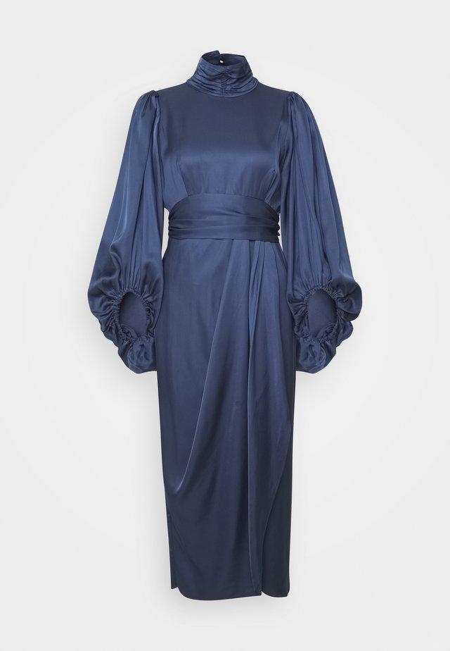 ZOELLA DRESS - Cocktailkjoler / festkjoler - indigo blue