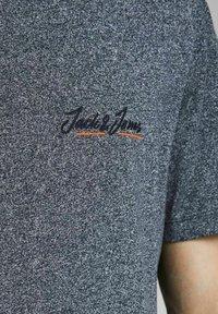 Jack & Jones - Basic T-shirt - navy blazer - 4