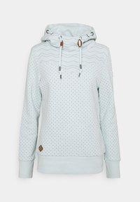 Ragwear - NUGGIE - Sweatshirt - light mint - 4