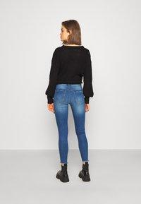JDY - JDYSONJA LIFE - Jeans Skinny Fit - medium blue denim - 2